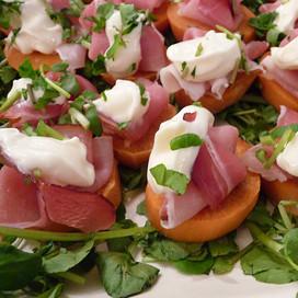 Parma Promotie week voor slager