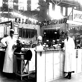Historie Helderse slagerijen niet in vergetelheid