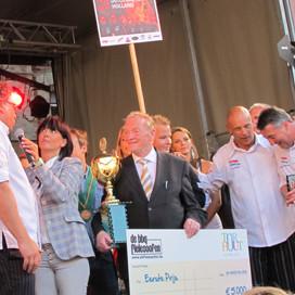 Dutch BBQ Team Europees Kampioen