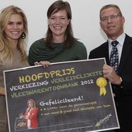 Slagerij van Eijk heeft Verleidelijkste Vleeswarentoonbank
