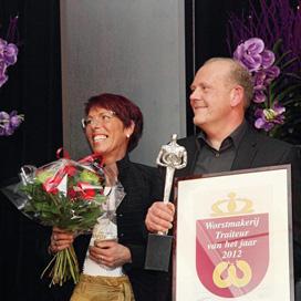 Nominaties Worstmaker-Traiteur van het jaar 2013 bekend