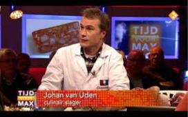 Slager Johan van Uden geeft tip kerstdiner