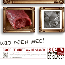 Website Dag van de slager is live