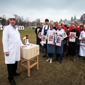 Veertig slagers bij kick-off Dag van de Slager