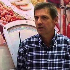 Visverkoop in vernieuwde slagerij Fred van Laar (video)