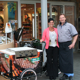 Slagers Harzevoort en Marlet winnaars Epos BBQ-actie