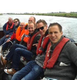 Slager Klaver doet mee aan Heerenveen Regatta