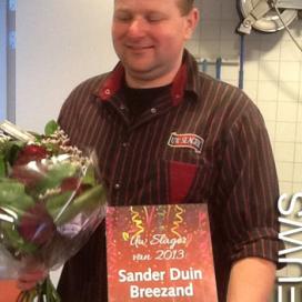 Sander Duin genomineerd