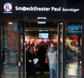 Keurslager Hoogendoorn start Sm@ecktheater