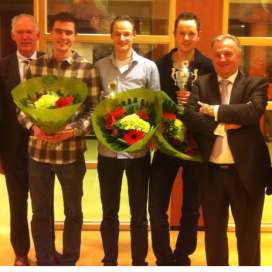 Young Butchers' Competition team bekend