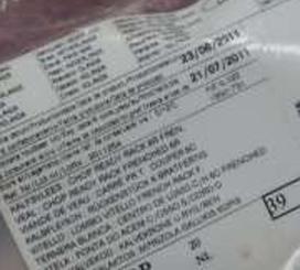 Onderzoek foodetiketten 'verontrustend