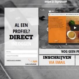 Al duizend gebruikers op Slagerspassie.nl
