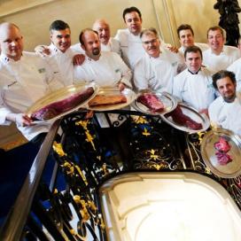 Chefs' Irish Beef Club jubileert met Masterclass
