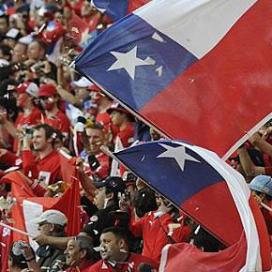Chili: geen barbecue na de wedstrijd