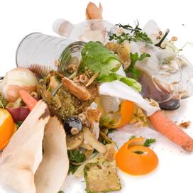 Damn Food Waste ludiek in actie tegen voedselverspilling