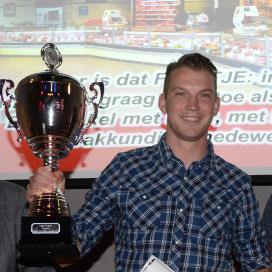 Daan Ruijter Uw Slager 2014 -2015