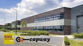 SVO vakopleiding food vindt onderkomen bij Capway Systems