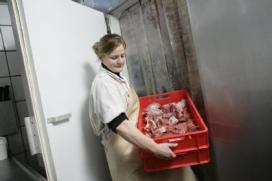 Eerste vrouwelijke Meester Worstmaker wil kilo's wegwerken
