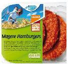 Van Pelt komt met light-hamburgers en worstjes