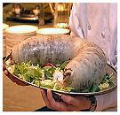 Schotse delicatesse haggis is Engels