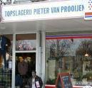Topslager Pieter van Prooijen viert derde lustrum