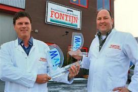 Slagerij Fontijn Vlees beste onderneming