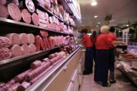 Omzetdaling slagerijen en poeliers