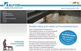 Alpuro heeft nieuwe website