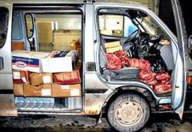 Man smokkelt 2,5 ton vlees