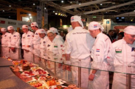 Landgenoten in Young Butchers' Competition