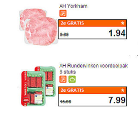 Vion: 'Stunten met vlees onacceptabel