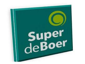Super de Boer zwicht voor Wakker Dier