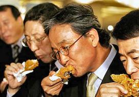 Specsavers: 'Eet kip tegen blindheid