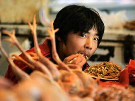 45 Ton Chinees vlees onderschept in Hamburg