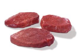 Vegetariër valt vlees aan (filmpje)