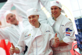 IFFA: Wiebe Houwers wint Young Butchers Competition