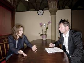 Slager Wapenaar kruist degens met Marianne Thieme