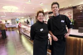 Fotoreportage: slager Van Roessel vernieuwt