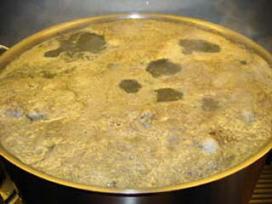 Quisine maakt kalfsfond en sauzen van Peter's Farm® Kalfsvlees