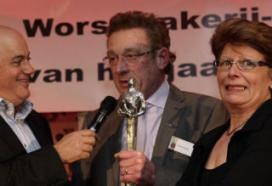 Nominaties Worstmaker-Traiteur van het Jaar 2011