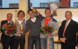 Young Butcher Leendert Van Leeuwen naar Engelse finale
