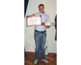 Gerald Huft Uw Slager van het jaar 2011