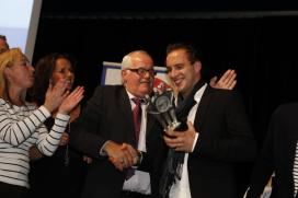 Stef Klaver Meest talentvolle slager van het Jaar (video)