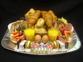 Valentijnsontbijt bij slagerij De Dijk