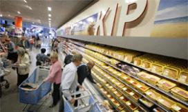Nieuw spotje tegen plofkip in supermarkt