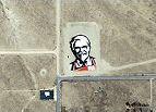 KFC vanuit heelal te zien