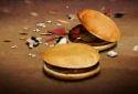 Oorlog uitgebeeld met fastfood hit op You Tube (filmpje)