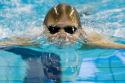 Gouden plakken in zwemwater van dierlijk vet