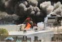 Vleesfabriek Cargill ontploft (filmpje)