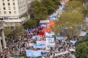 Volkswoede over duur en schaars vlees Argentinië